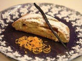 Яблочный пирог  со специями