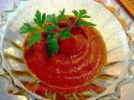 Томатный соус (типа кетчуп)