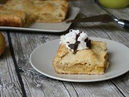 Яблочный пирог от Джейми Оливера (apple pie)
