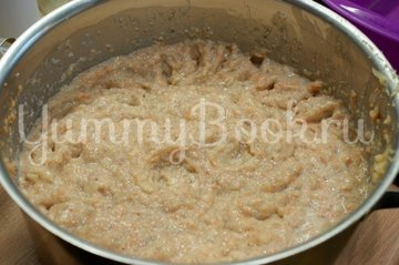 Курино-грибное суфле - шаг 5