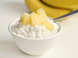 Рисовая каша с кокосовым молоком