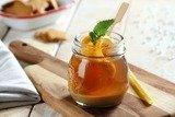 Чай с пряниками и ванилью