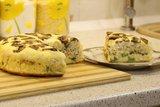 Слоёный пирог-перевёртыш