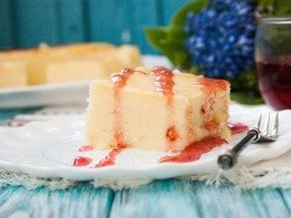 Галатопита (молочный пирог)
