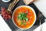 Суп с болгарским перцем