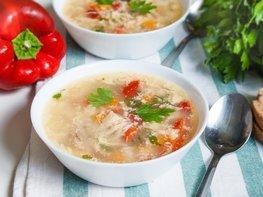 Чорба - румынский суп