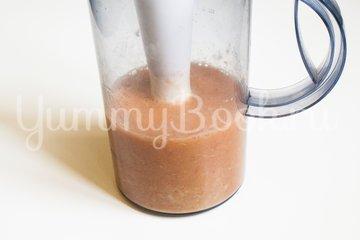 Бананово-персиковый смузи - шаг 2