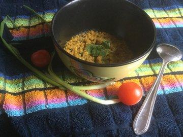 Дал, индийский суп-пюре (дхал)