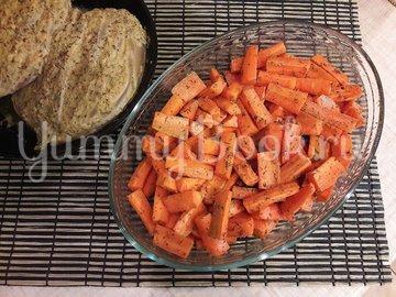 Запечённые куриные грудки с морковью - шаг 5