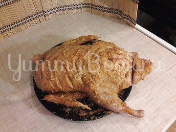 Запечённая утка в медово-горчичном маринаде - шаг 6