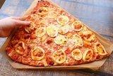 Сочная гавайская пицца