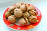 Орешки со сгущенкой без орешницы