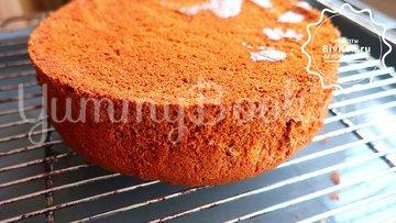 Медовый торт без раскатки коржей - шаг 5