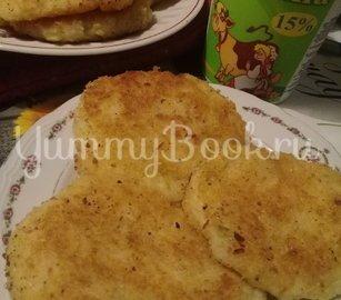 Картофельные зразы (котлетки) с сыром - шаг 2