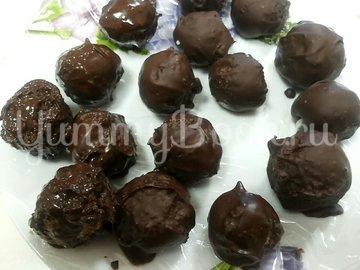 Кокосово - миндальные конфеты - шаг 7