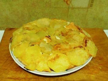 Сытный пирог